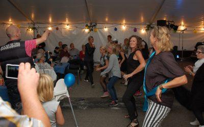 Danseundervisning til fest