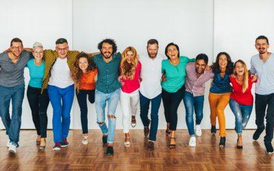 Danseundervisning som teambuilding